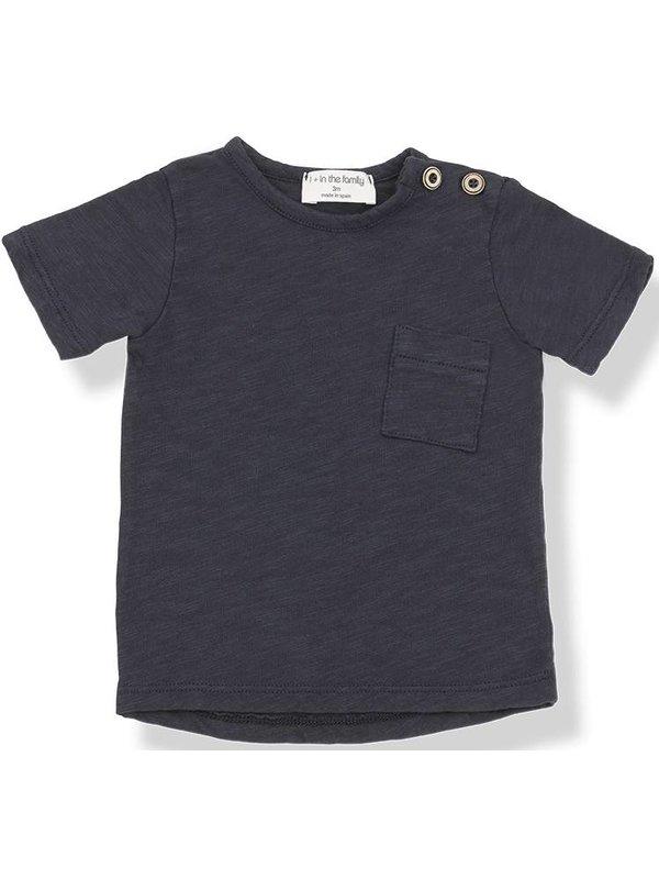 Judd short sleeve t-shirt blu notte