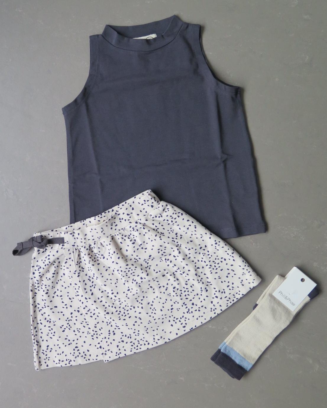 Gro Company | Phil+Phae | meisjeskleding | rok | kinderkleding