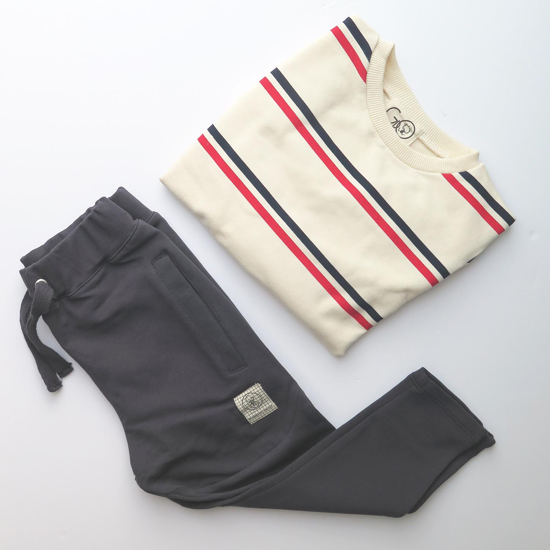 Gro company jongenskleding outfit