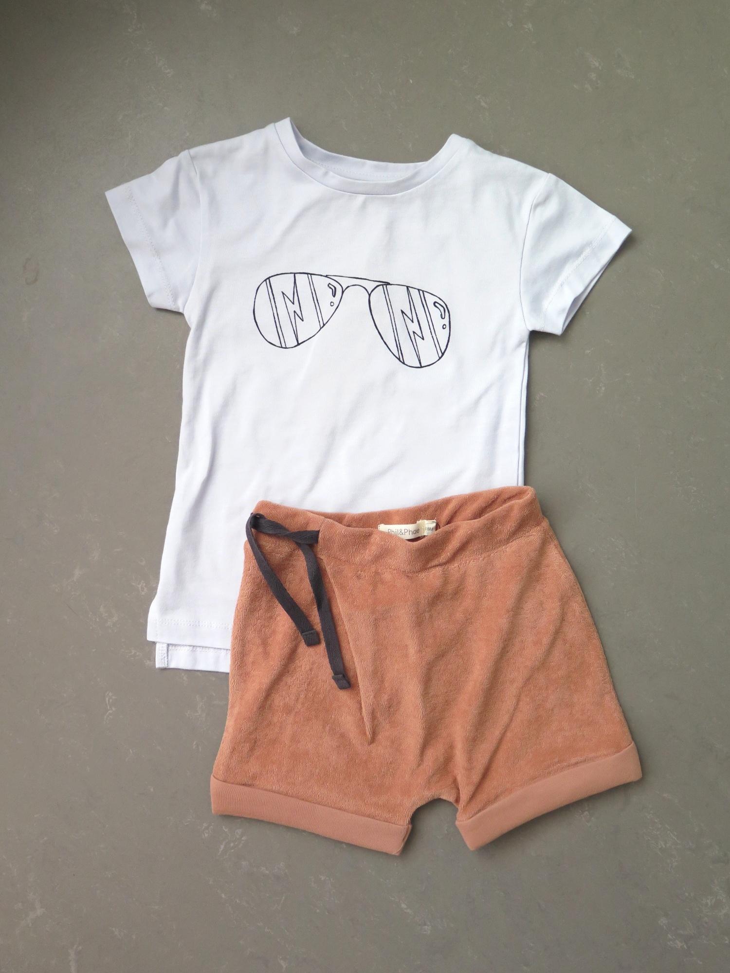 Phil+Phae zomer outfit jongenskleding