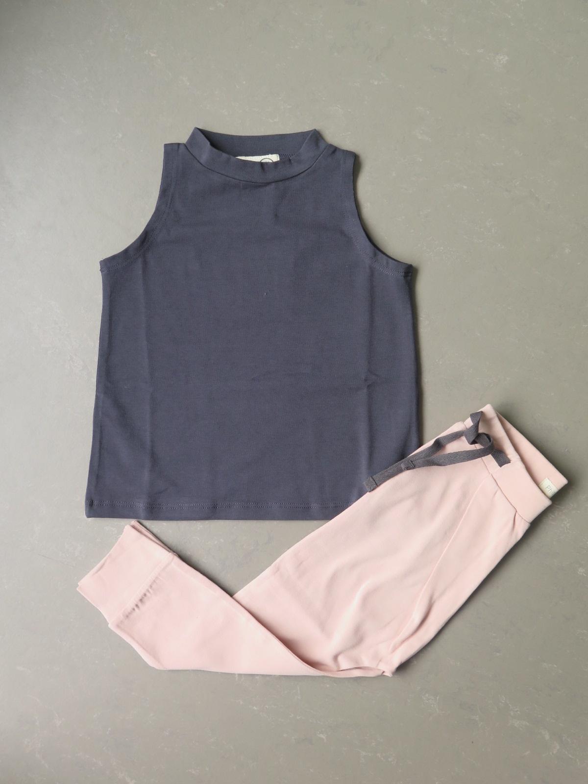 Meisjeskleding broek shirt