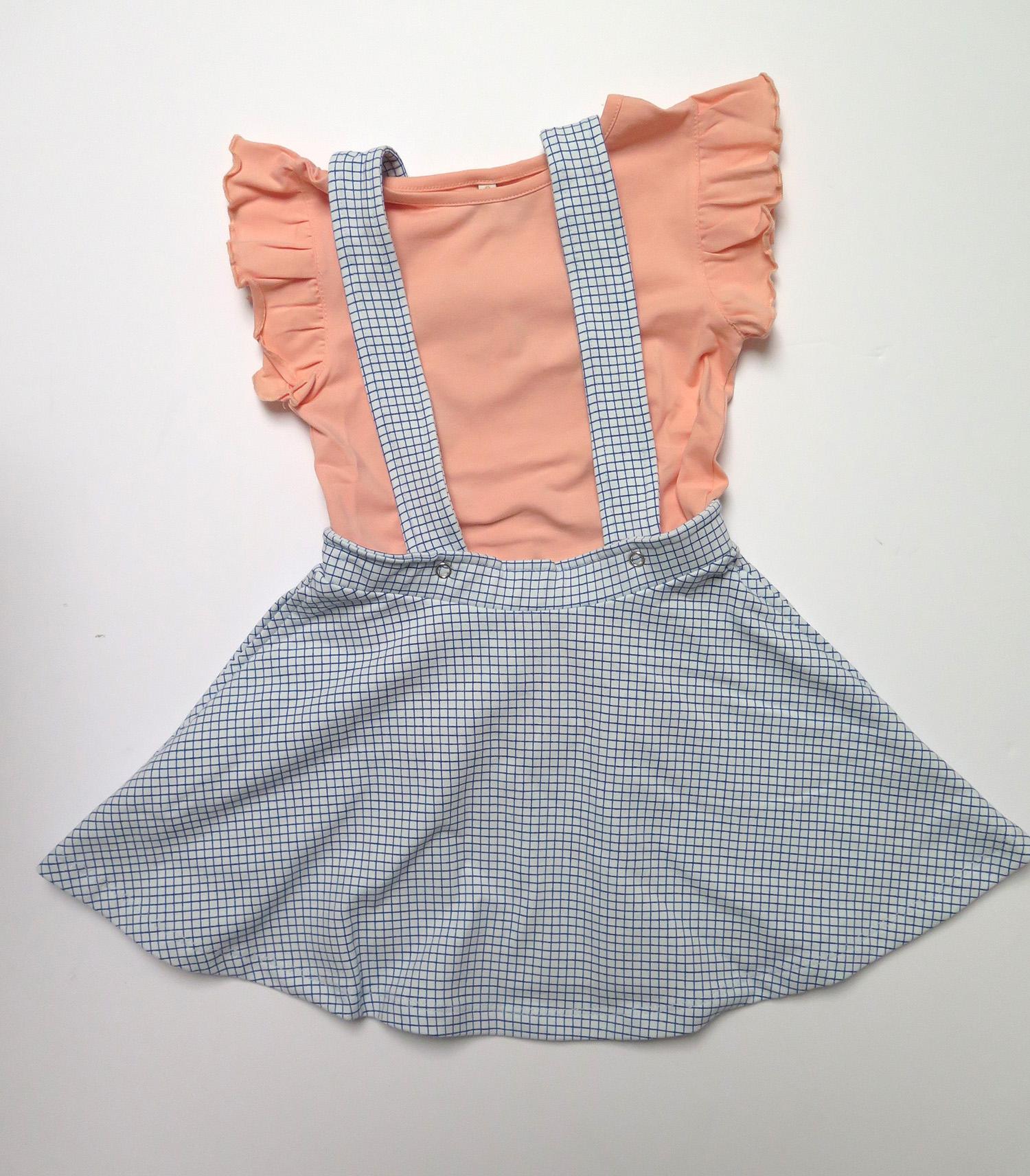 Meisjeskleding outfit inspiratie