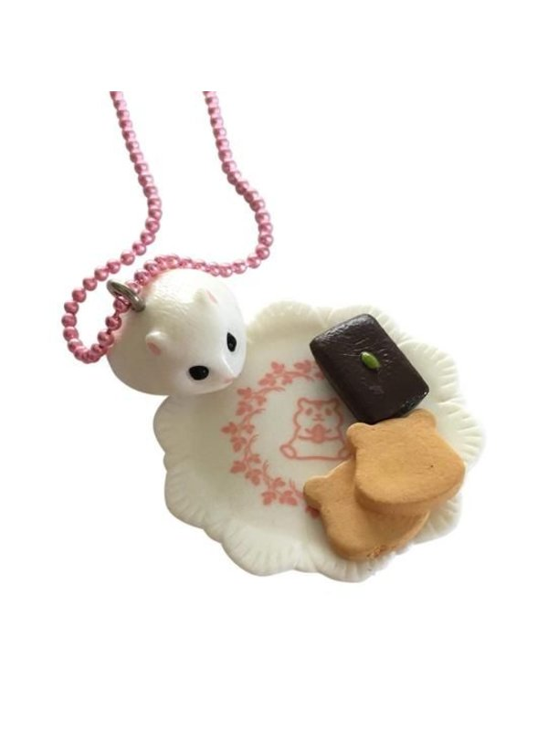 Hamster bakery Necklace (various models)