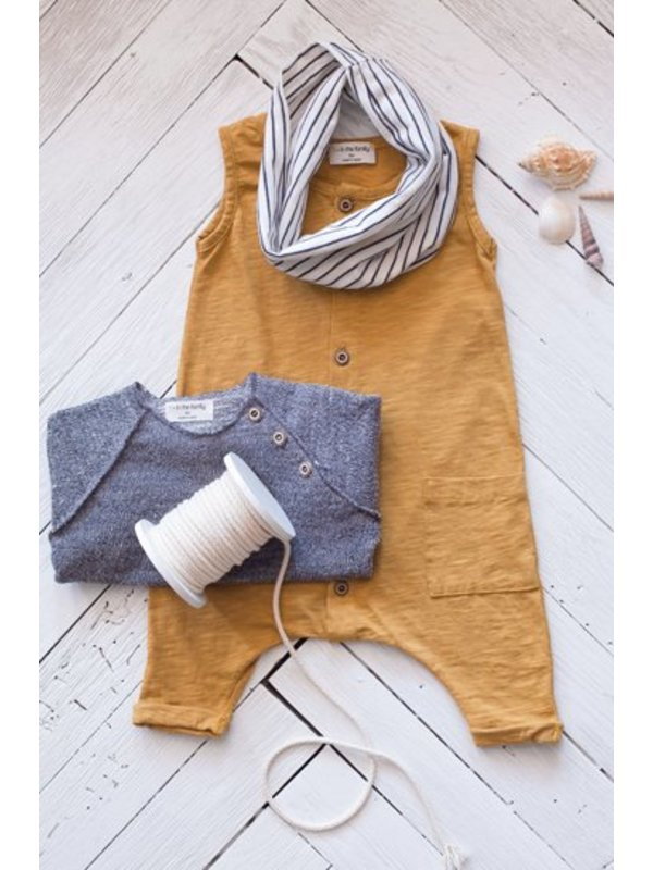 SOLD Wassily jumpsuit mustard