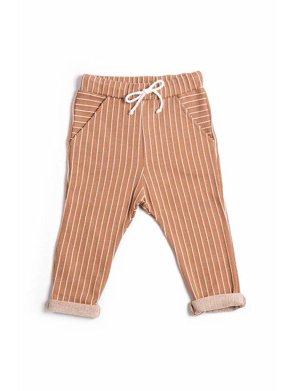 Terracotta Pants