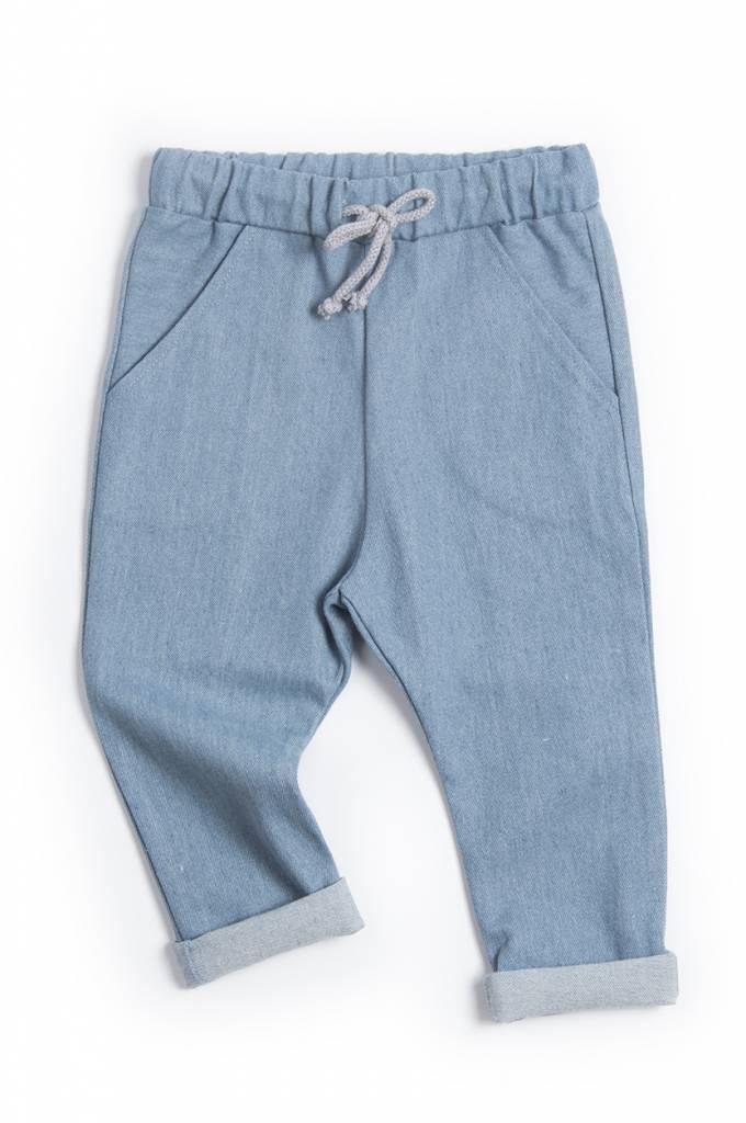 Jeans Pocket Pants