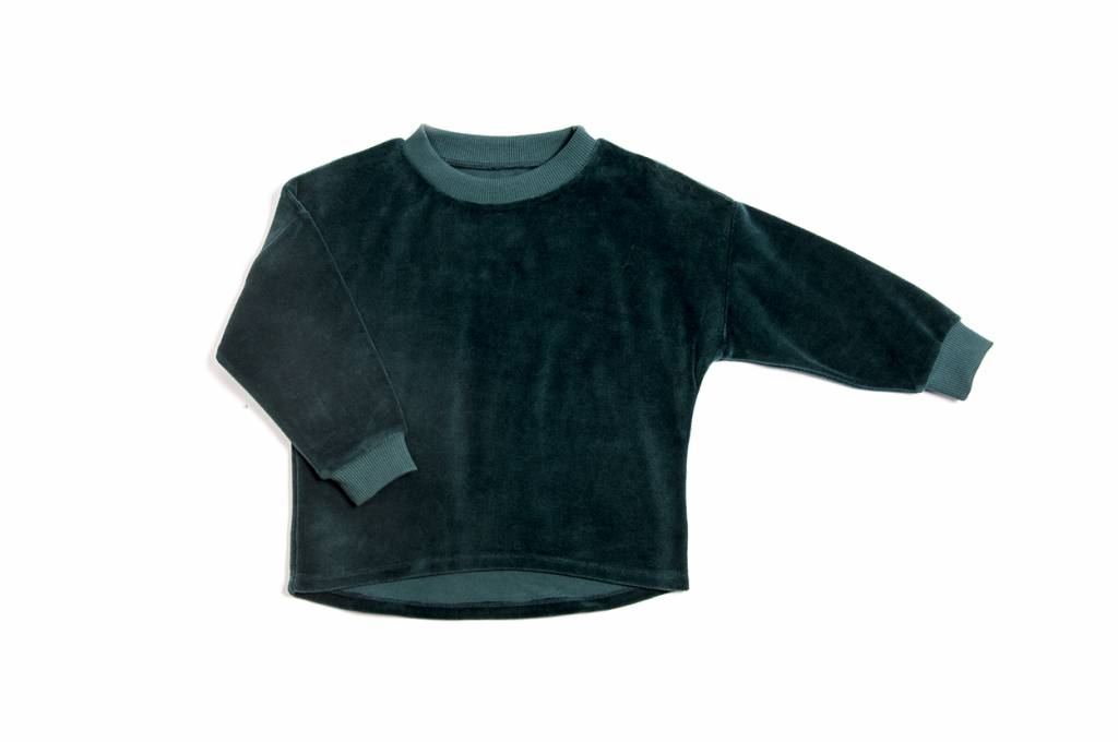 Emerald Pullover