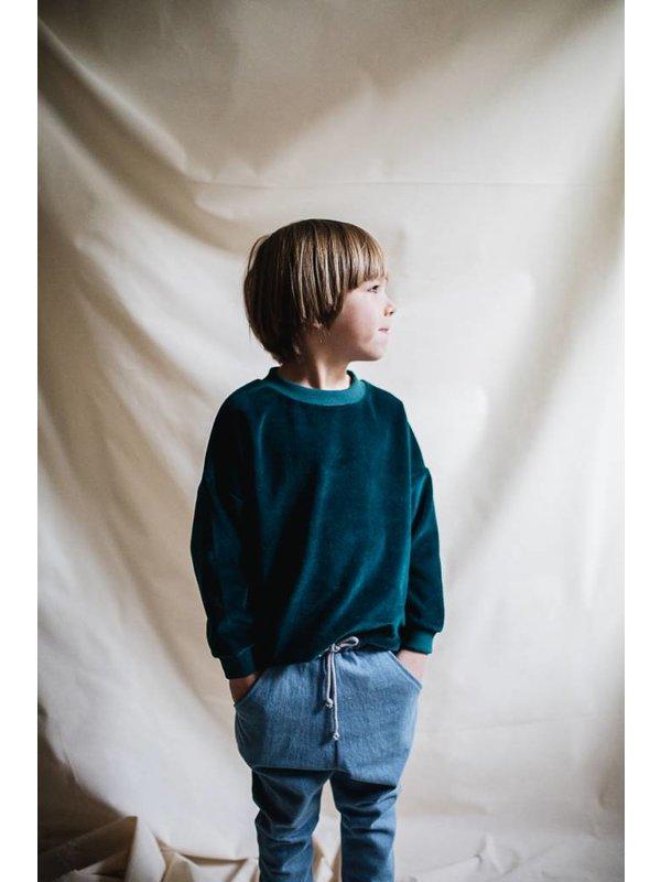 Emerald Pullover LAATSTE MAAT 6-12M