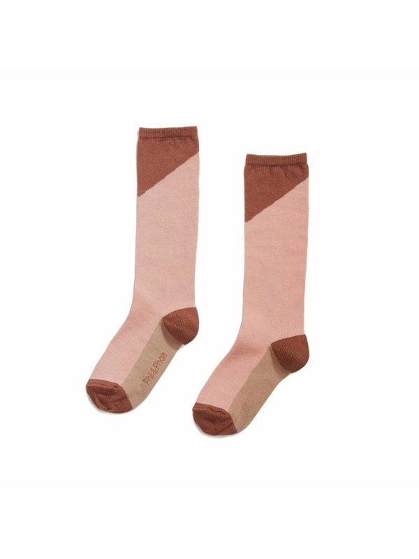 Knee Socks Russet