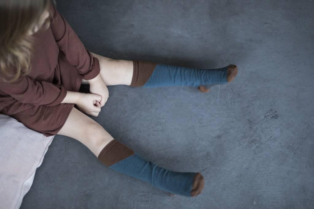 Knee Socks Deep Teal
