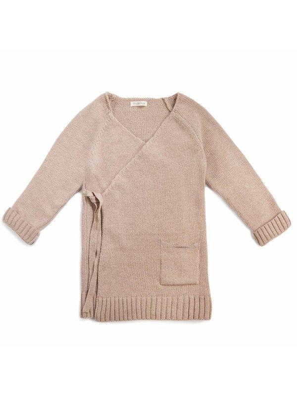 Woolmix knit cardigan