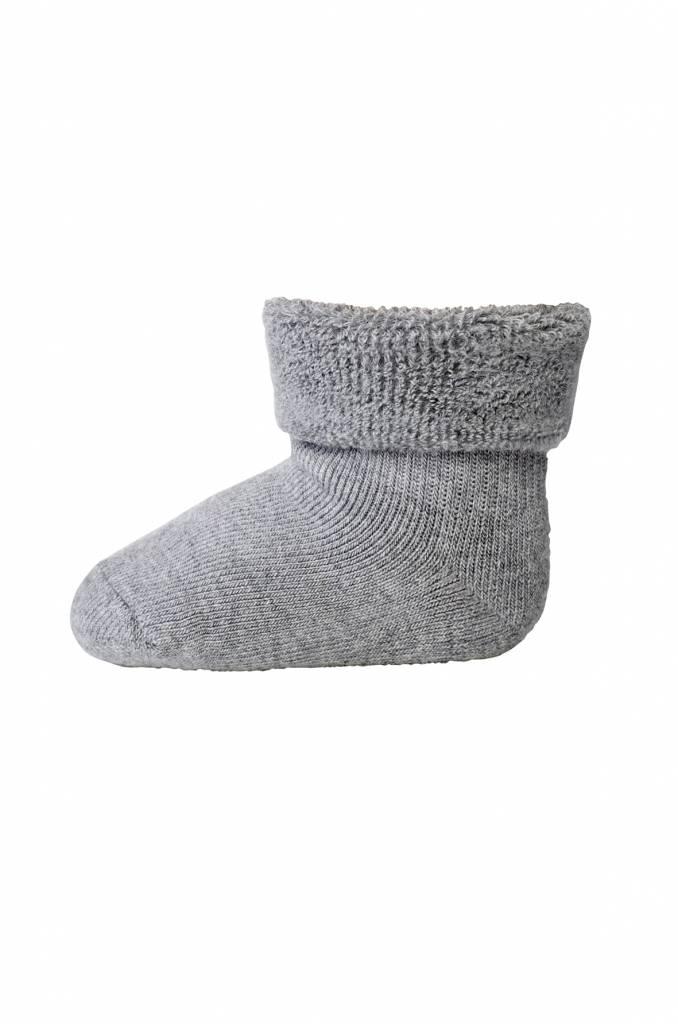Baby sock grey