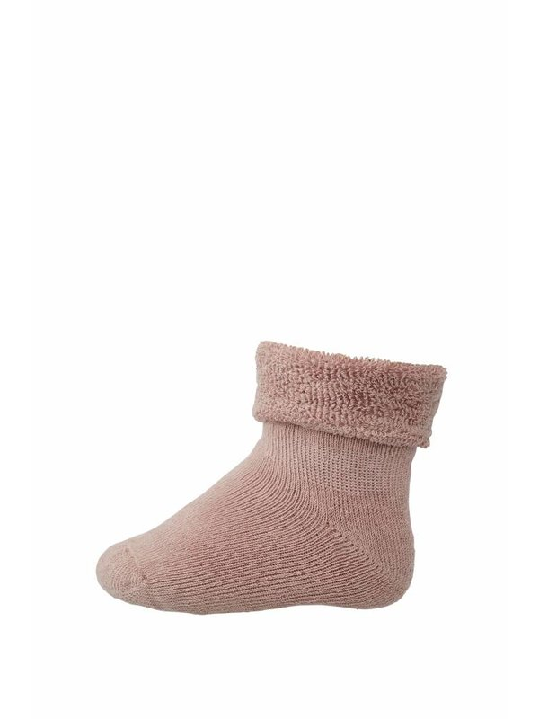 Baby sock pink