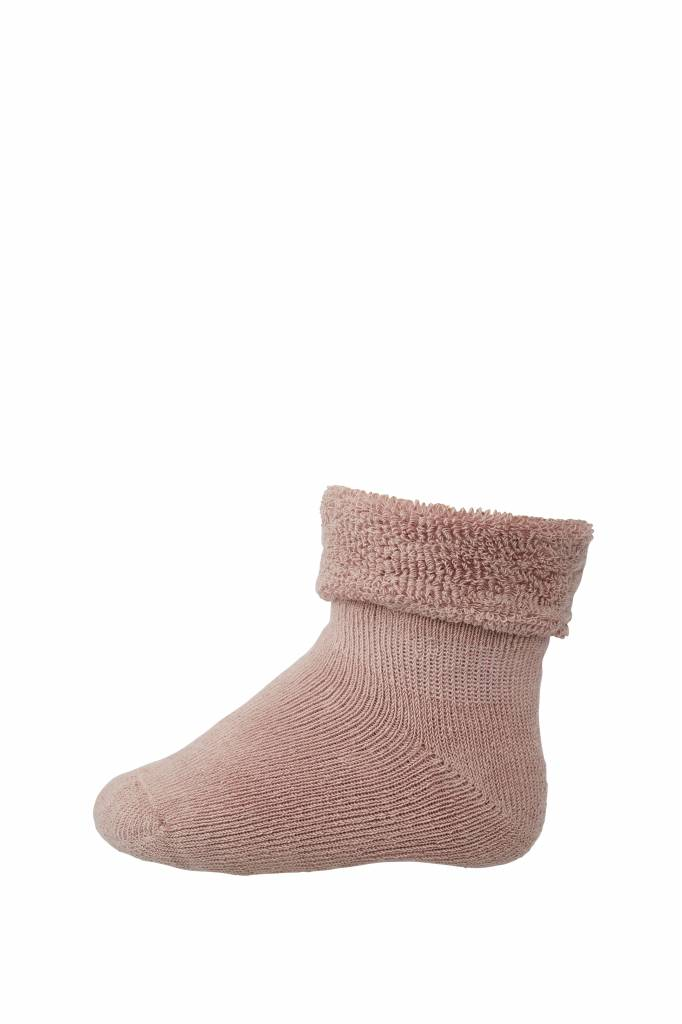 Baby sock pink