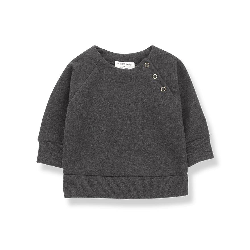 Mandy sweatshirt anthracite