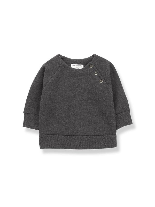 Mandy sweatshirt anthracite