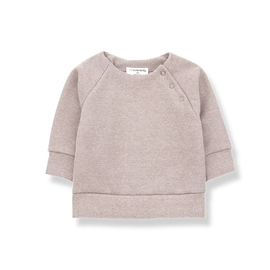 Mandy sweatshirt rose