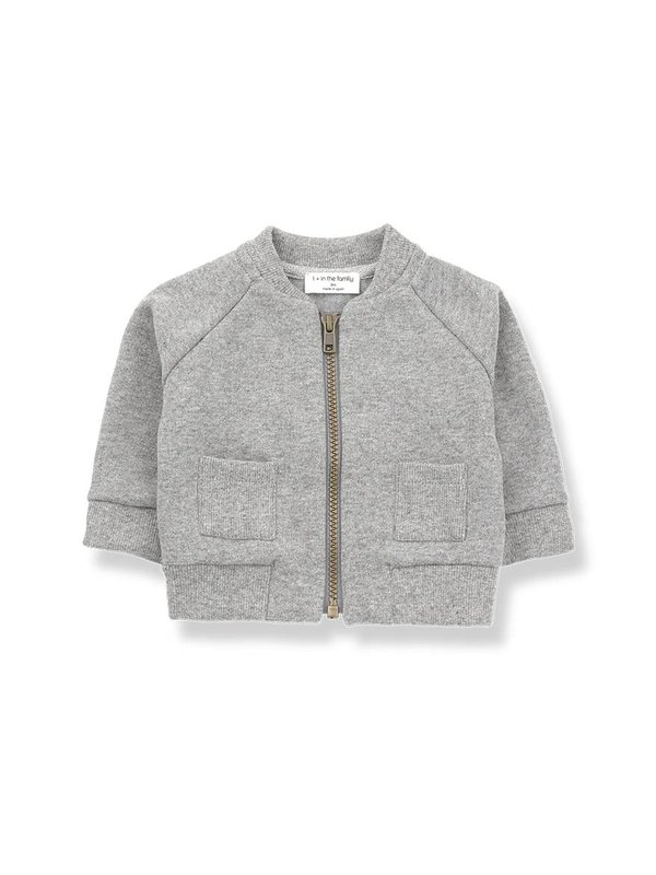 Robin jacket light grey