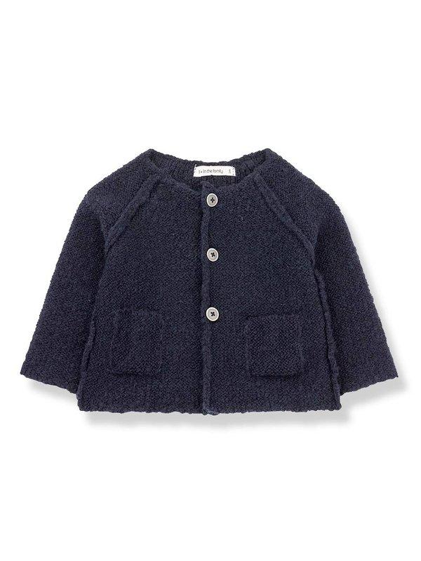 Agnes jacket blue