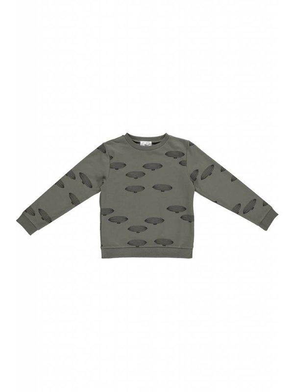 Sweater dark army