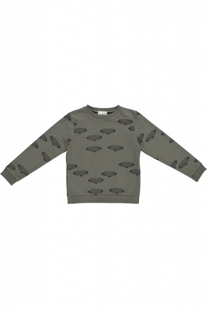 Sweater dark army