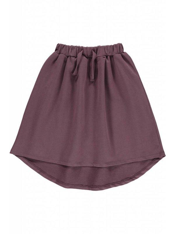 Aubergine skirt