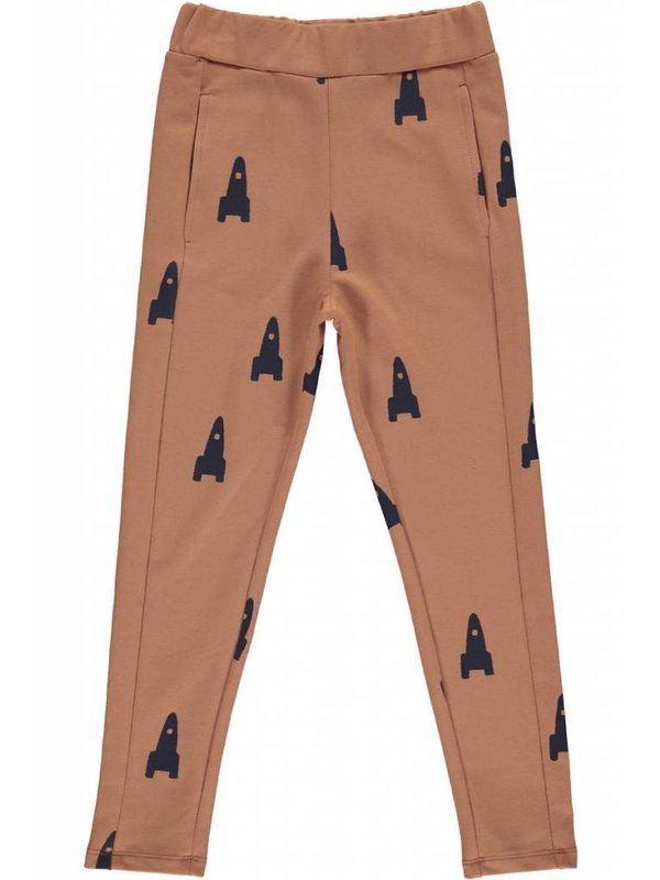 Pants cognac rocket