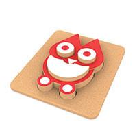 3D Owl puzzle