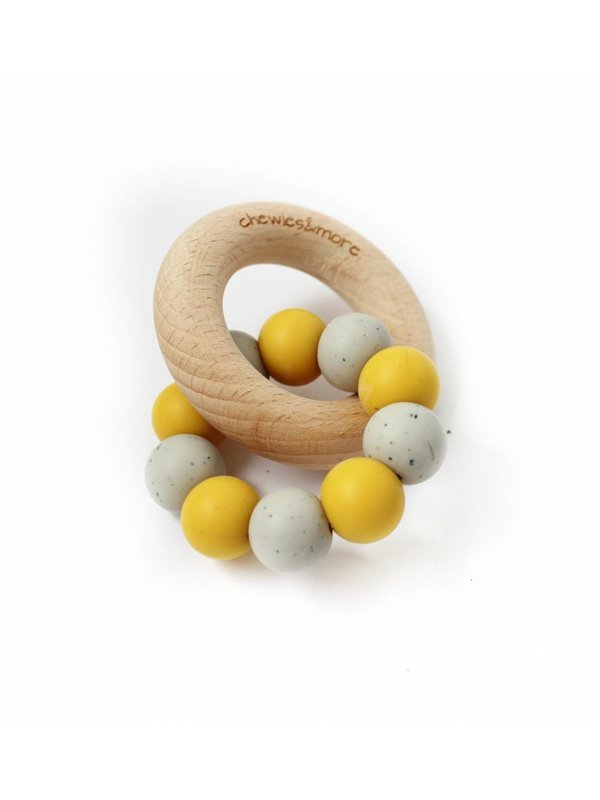 Basic Rattle Mini Ochre