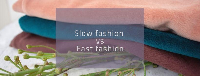 Slow fashion, wat is dat eigenlijk?