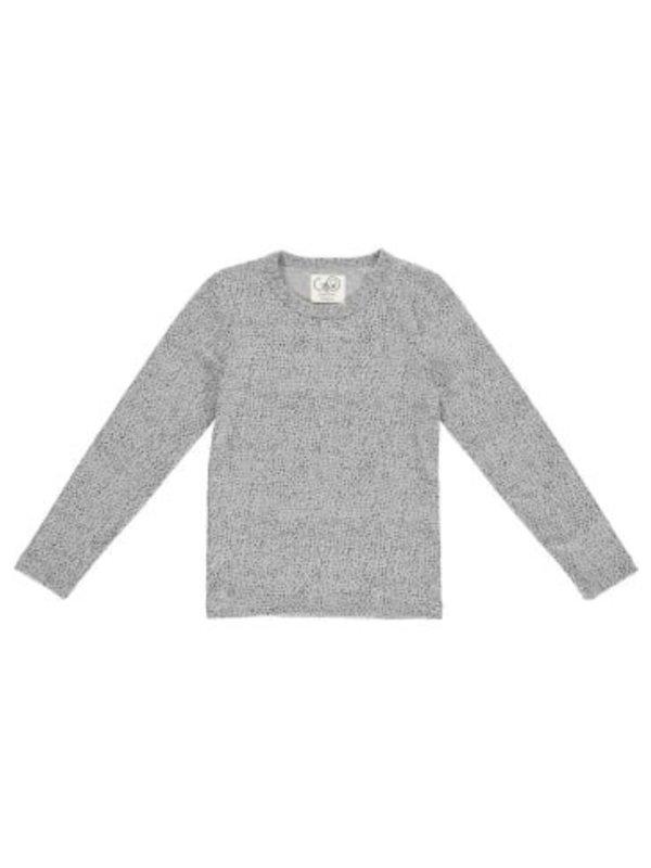 Longsleeve grey melange