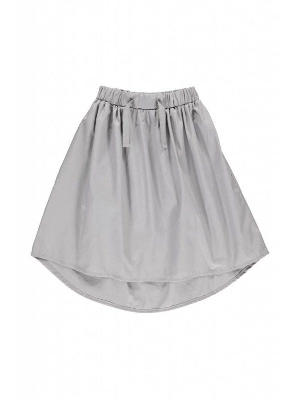 Art skirt light grey