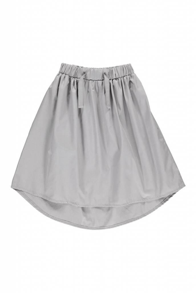 Art skirt light grey