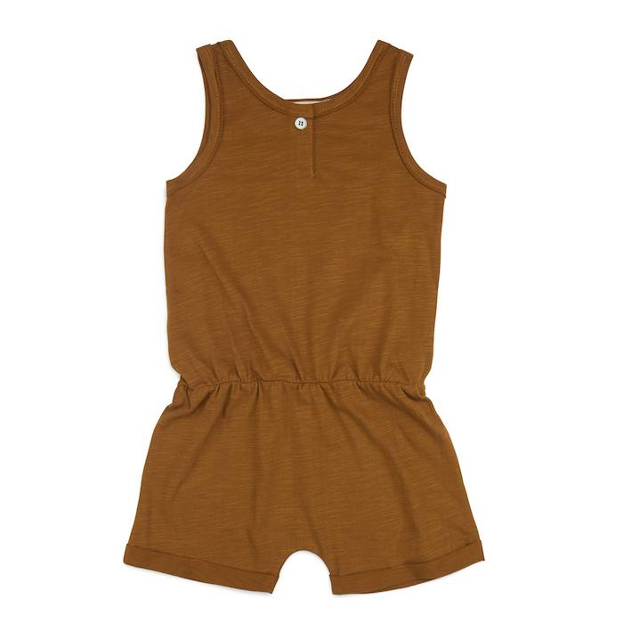 Playsuit Gold Chamomile