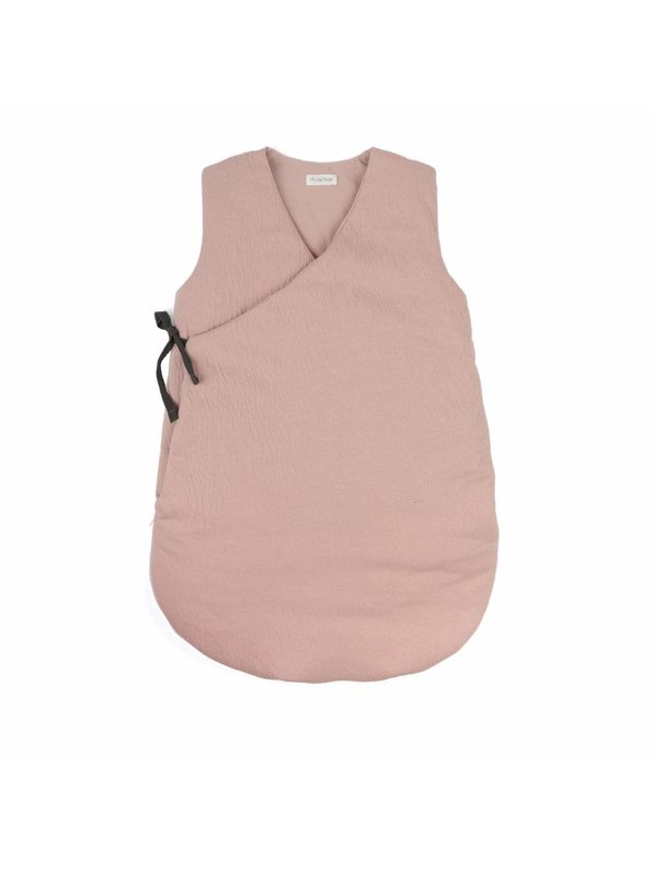 Sleeping bag vintage blush