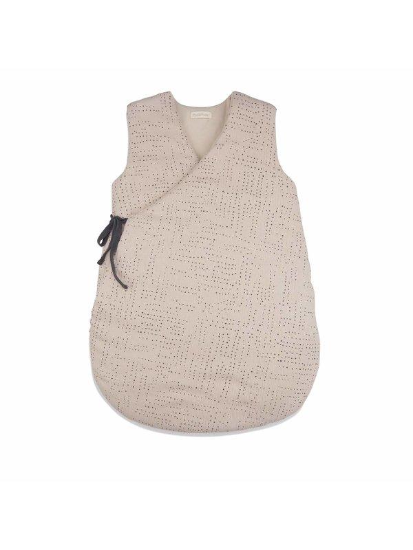 Sleeping bag almond milk