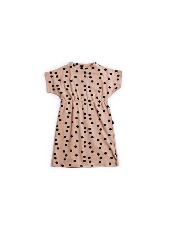 Dotty tennis dress