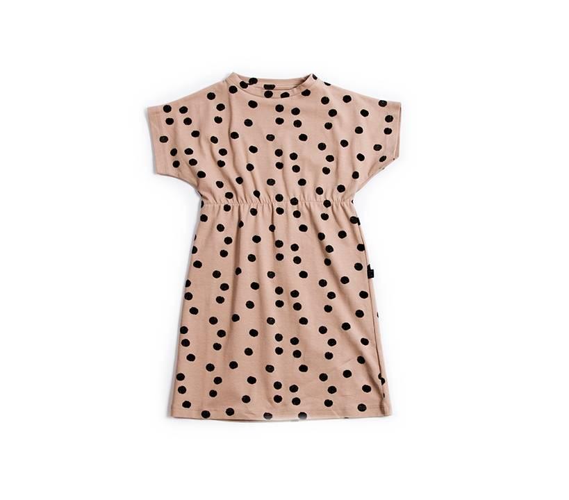 Dotty tennis dress