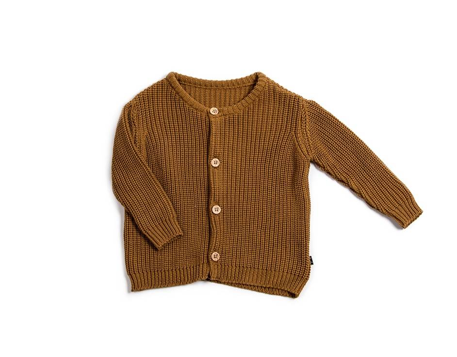 Knitted Sienna Cardigan
