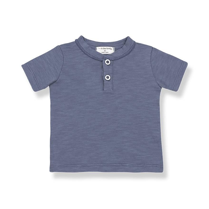 Ximo short sleeve t-shirt indigo
