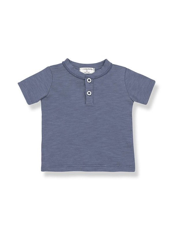 Ximo short sleeve t-shirt indigo