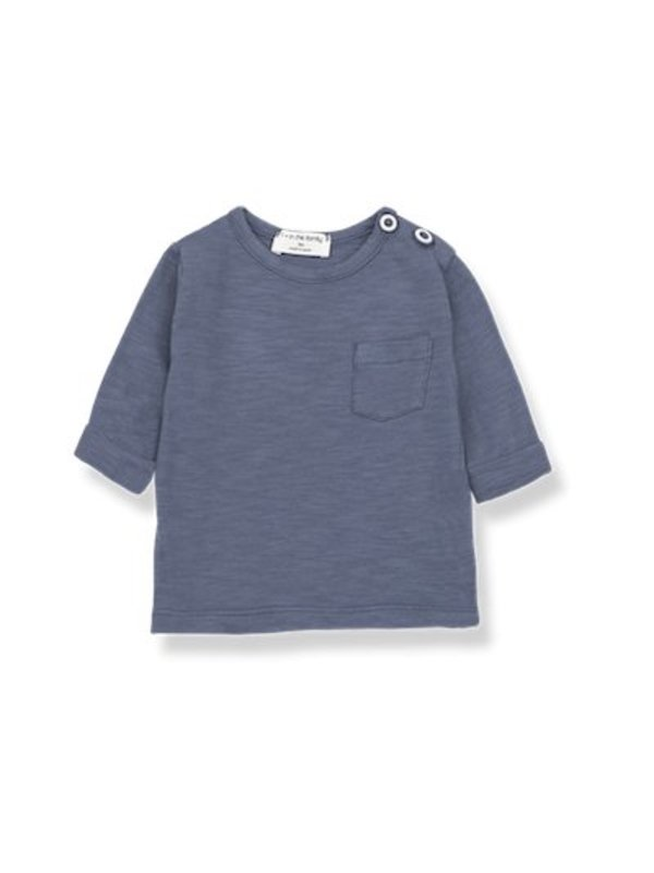 John long sleeve shirt indigo