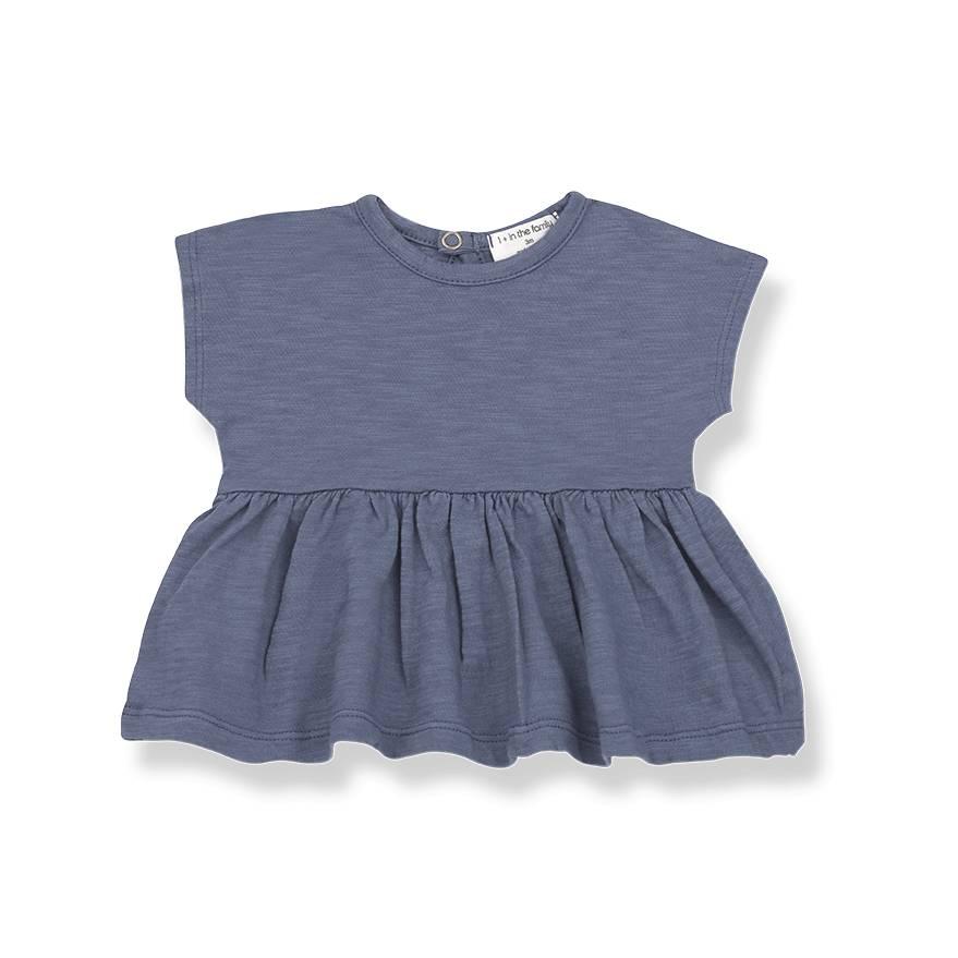 Aroa blouse indigo