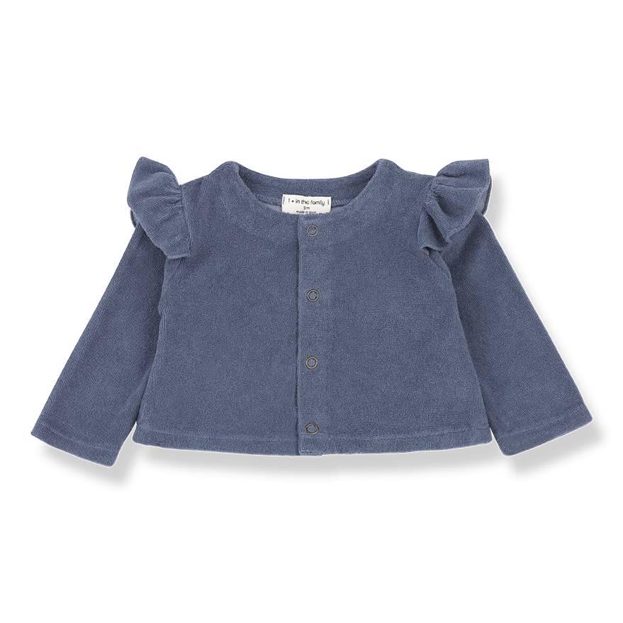 Fabiola jacket indigo