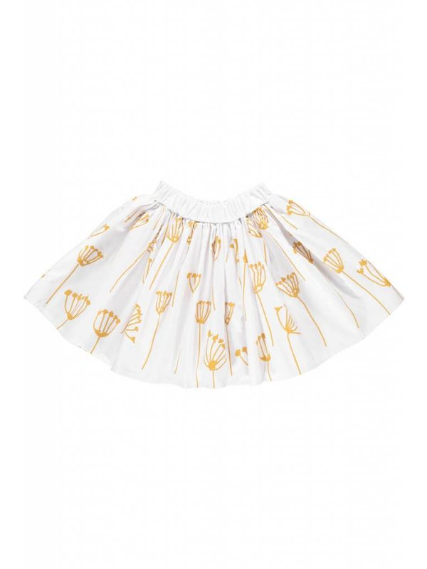 Kiki skirt white