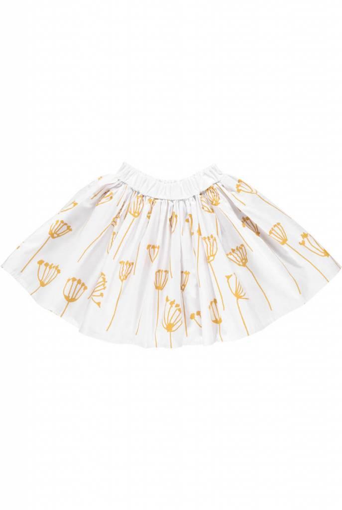 Kiki skirt white