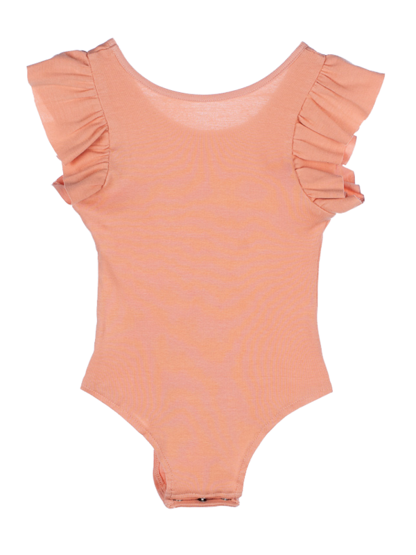 Bodysuit peach