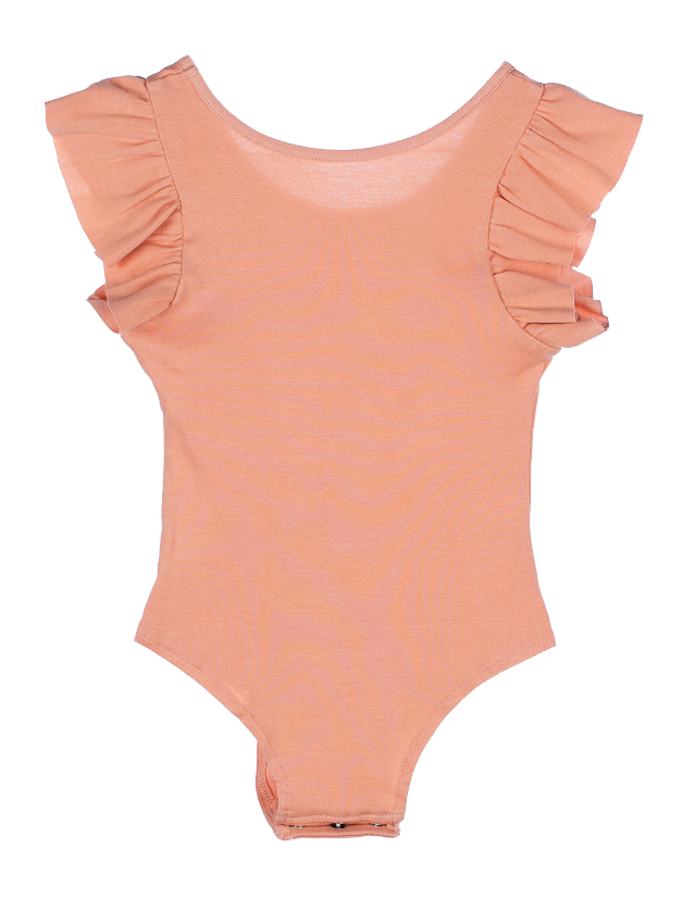 Bodysuit peach