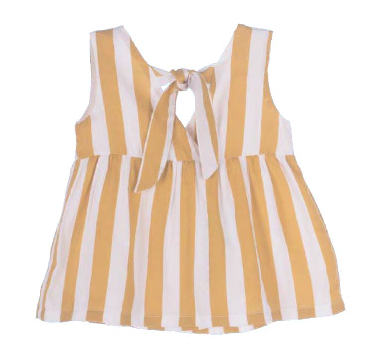 Summer outfit baby top & bloomer