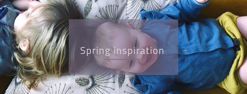 Kindermode - LENTE inspiratie